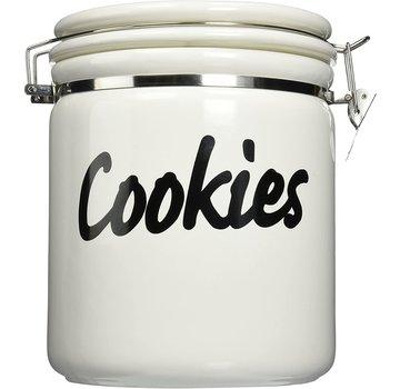 Oggi Ceramic Round Jumbo Cookie Jar - 120 oz