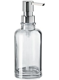 Oggi Glass Soap Foamer Dispenser - Clear