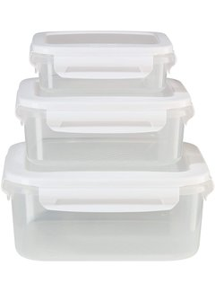 Oggi FreshLock Storage Container W/Lid Set