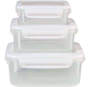 Oggi FreshLock Storage Container W/Lid Set