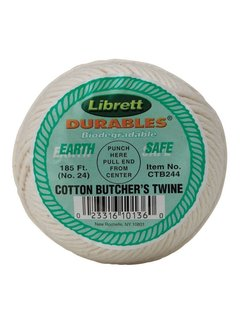 Librett Cotton Butchers Twine 185 Feet