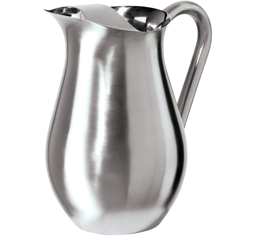 Oggi Pitcher Stainless Steel 68oz Spoons N Spice
