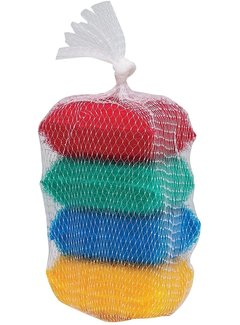 Clipper Mill All Purpose Scouring Pads Set of 4
