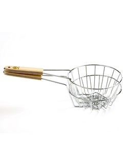 Norpro Tortilla Fryer Basket - 6 inch