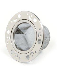 Norpro Decorative Tea Infuser - Stainless Steel
