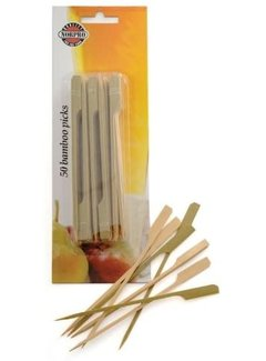 Norpro Bamboo Picks, 50 Piece
