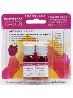 LorAnn Raspberry Flavor Twin Pk
