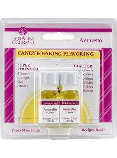 LorAnn Amaretto Flavor Twin Pk