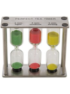 Perfect Sand Timer, 3, 4 & 5 Minutes