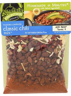 Frontier Soups Montana Creekside Classic Chili