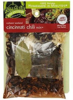 Frontier Soups Cincinnati Chili Mix