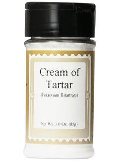 LorAnn Cream of Tartar 3.5oz Jar