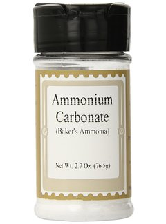 LorAnn Ammonium Carbonate 3.5oz Jar