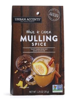 Urban Accents Wine & Cider Mulling Spice