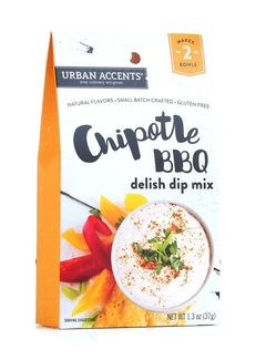 Urban Accents Chipotle BBQ  Delish Dip