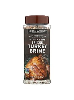 Urban Accents Spiced Brine Blend