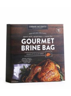 Urban Accents Turkey Brine Bag