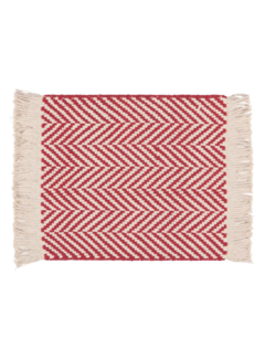 Now Designs Harris Red Placemat