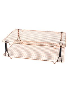 Nordic Ware Copper Stackable Cooling Rack Set