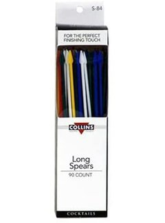 True Brands Collins Classic Cocktails Long Spears