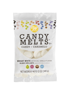 Wilton Bright White Candy Melts 12oz
