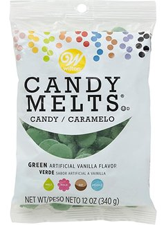 Wilton Dark Green Candy Melt 12oz
