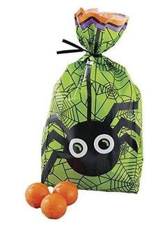 Wilton Halloween Spider Treat Bag, 20ct