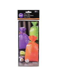 Wilton Standard Treat Bag Assorted 20 Count