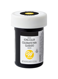 Wilton Black Icing Color - 1oz