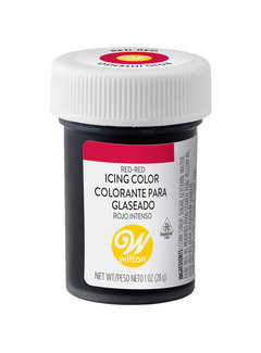 Wilton Red-Red Icing Color - 1oz
