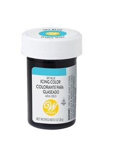 Wilton Sky Blue Icing Color - 1oz