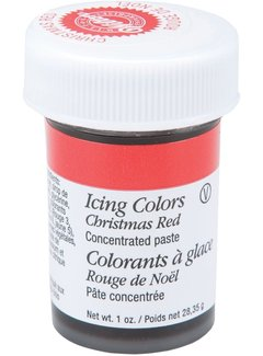 Wilton Christmas Red Icing Color - 1oz