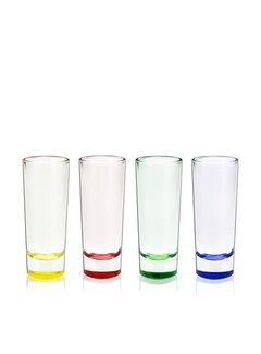 True Brands Shot Glass Shooter, Set of 4