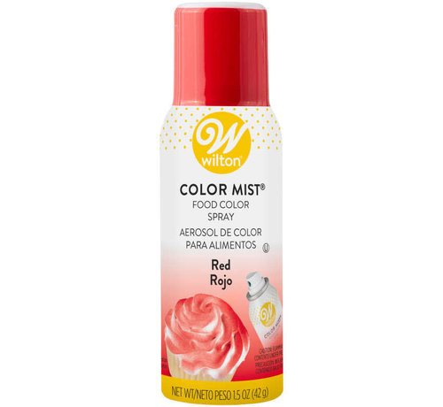 Wilton Color Mist - Red
