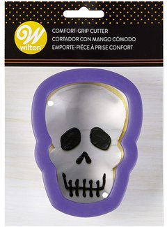 Wilton Comfort-Grip Skull Cookie Cutter