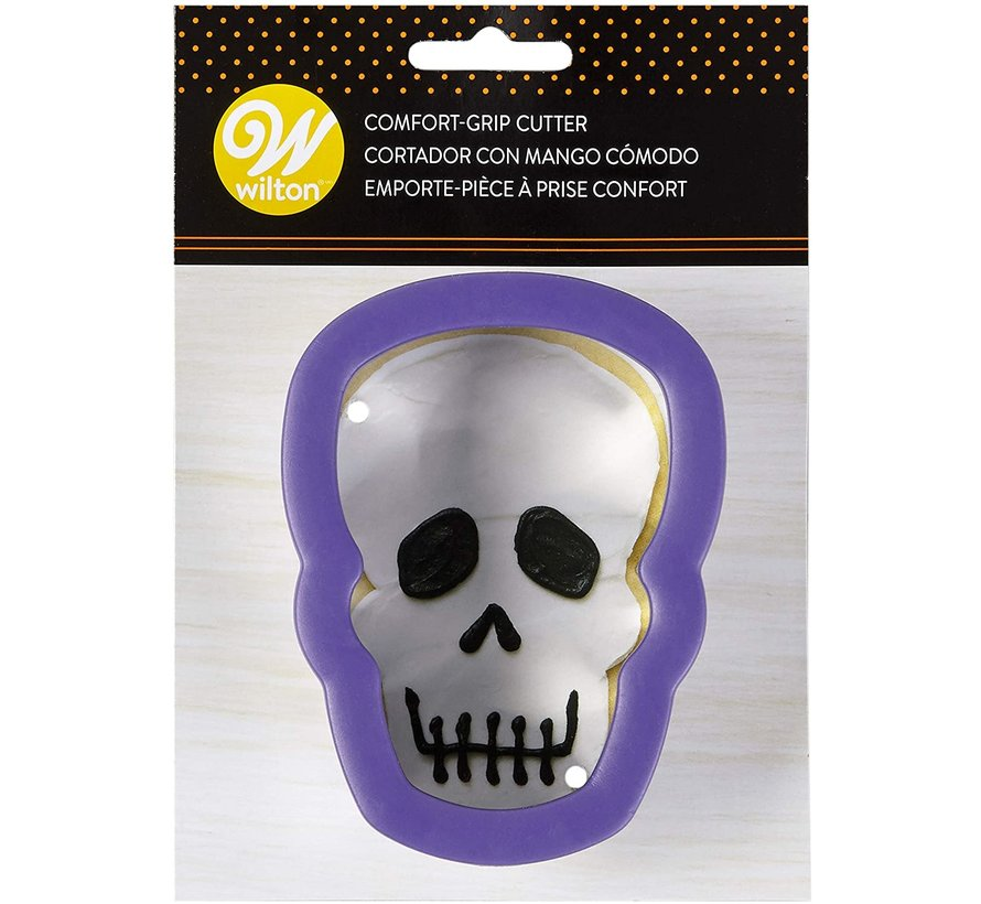 Comfort-Grip Skull Cookie Cutter