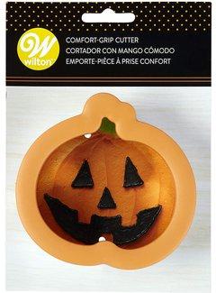 Wilton Comfort-Grip Pumpkin Cookie Cutter