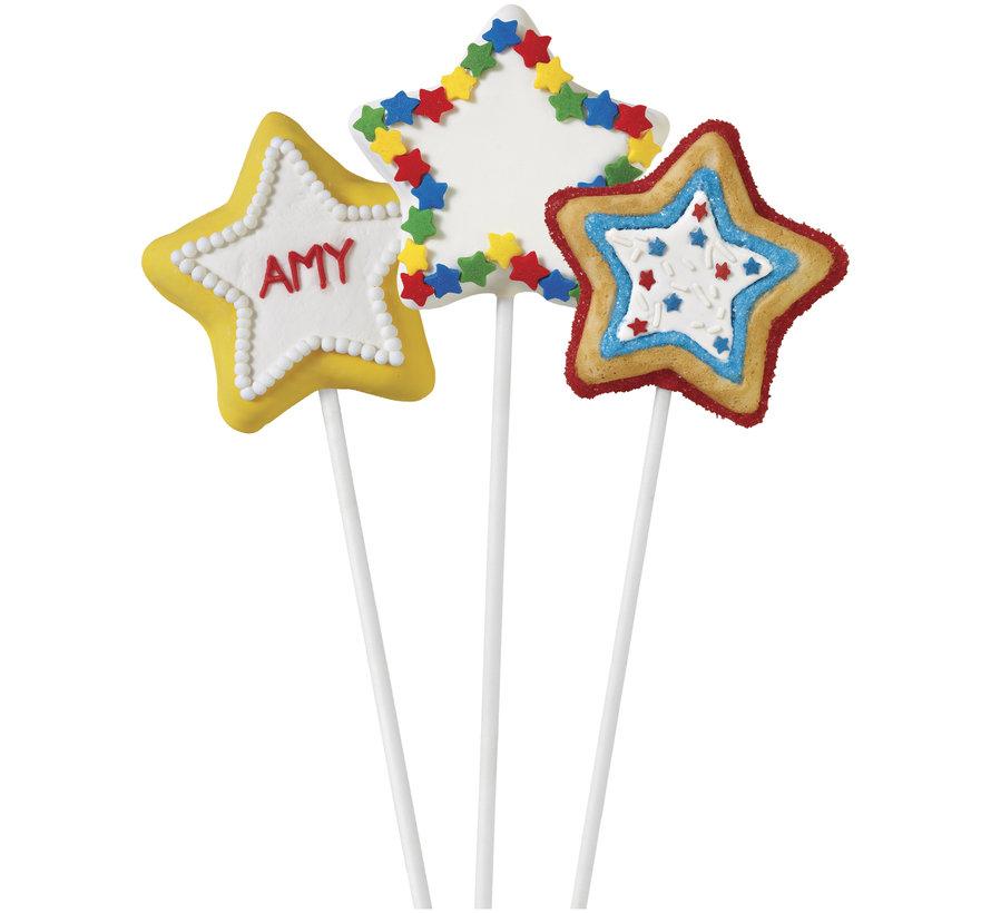 "8"" Cookie Sticks - 20 count"