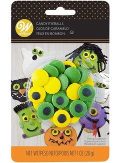 Wilton Spooky Large Candy Eyeballs