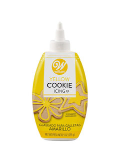 Wilton Yellow Cookie Icing 9 oz