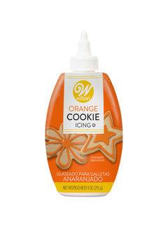 Wilton Orange Cookie Icing 9 oz