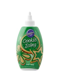 Wilton Green Cookie Icing 9 oz