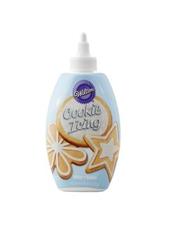 Wilton White Cookie Icing 9 oz