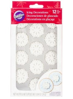 Wilton Royal Snowflake with Sparkle