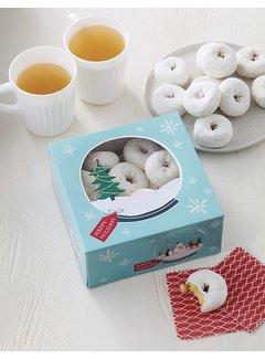Wilton Snowman and Friends Medium Cookie/Treat Box