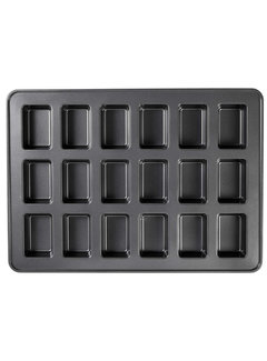 Built Perfect Result Mega 18 Cavity Mini Loaf Pan