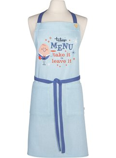 Now Designs Cheeky Egg Spruce Apron