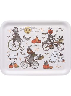 Now Designs Spooktacular Tray. 11 x 14