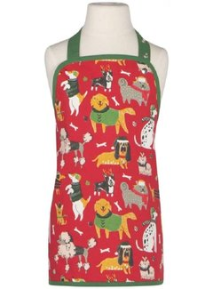 Now Designs Yule Dog Kid Apron