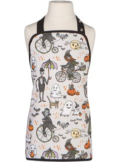 Now Designs Spooktacular Kid Apron